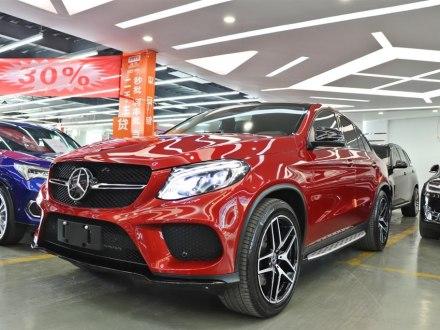 奔�YGLE 2017款 GLE 500 4MATIC �I跑SUV