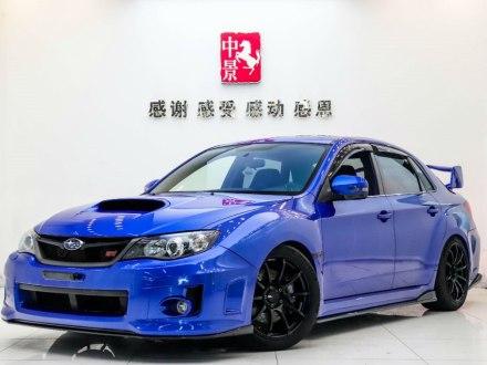 翼豹 2014款 2.5T WRX STi三厢