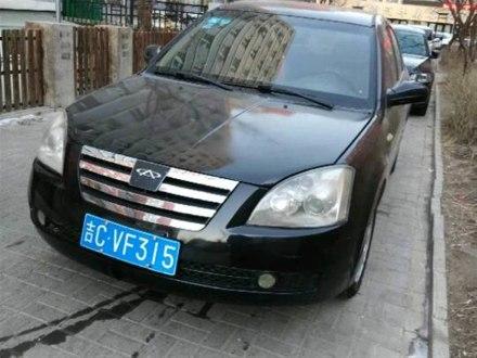 奇瑞A5 2009款 1.5L 豪华版