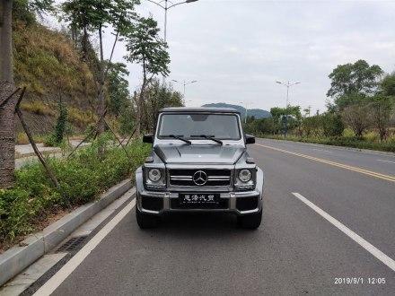 奔�YG� 2010款 G 500