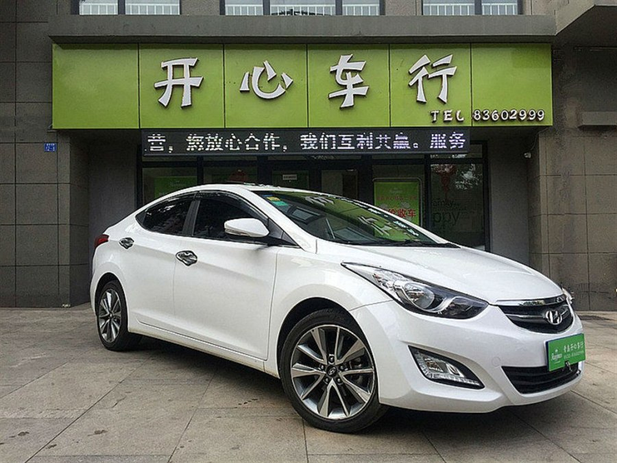 【青岛】朗动 2015款 1.6l 自动领先型_9.17_二手车之