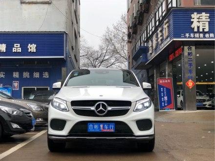 奔�YGLE 2018款 GLE 320 4MATIC �I跑SUV