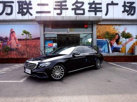 奔�YE� 2019款 E 300 L �r尚型