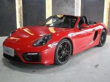 Boxster 2014款 Boxster GTS 3.4L