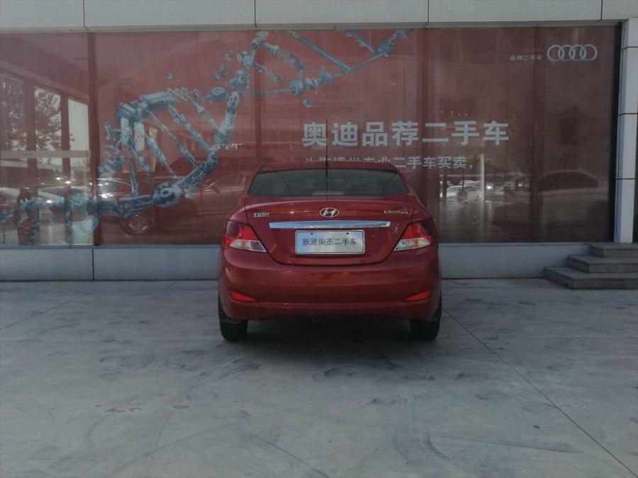 秦皇岛二手瑞纳 2011款两厢 1.4l 手动标准型gl