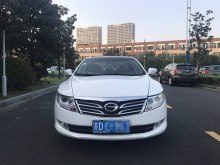 传祺GA5 2012款 2.0L 自动尊贵版