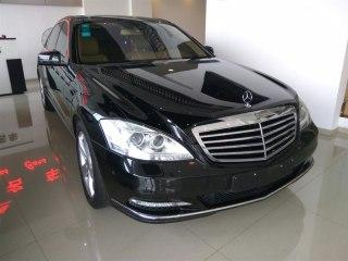 【芜湖二手奔驰S级 2012款 S 350 L Grand Ed