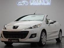 标致207(进口) 2013款 1.6L CC 自动豪华型