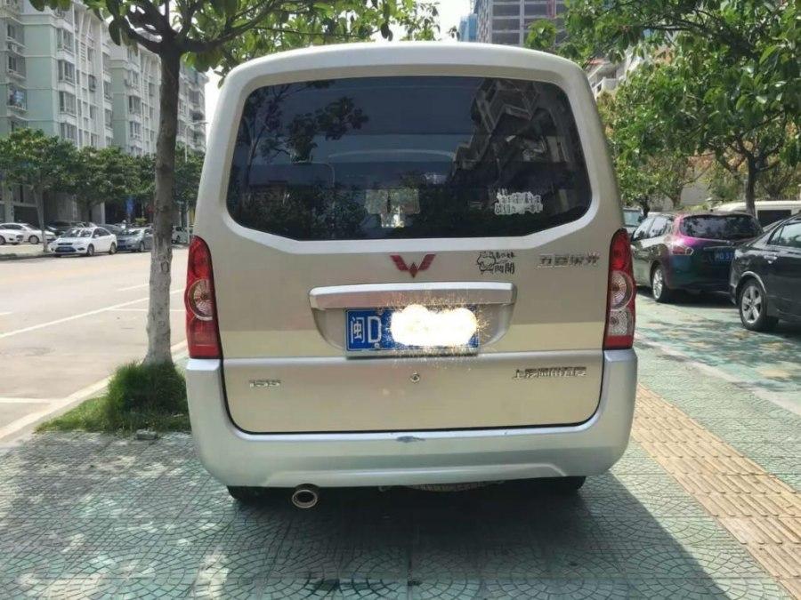 2012款 五菱荣光 1.5l加长标准型