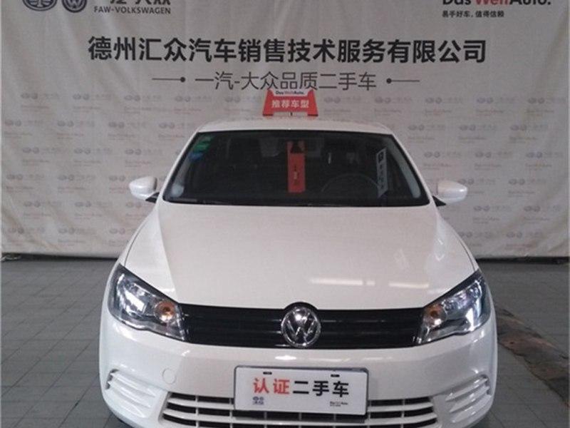 2015款  捷达  1.6L 手动豪华型