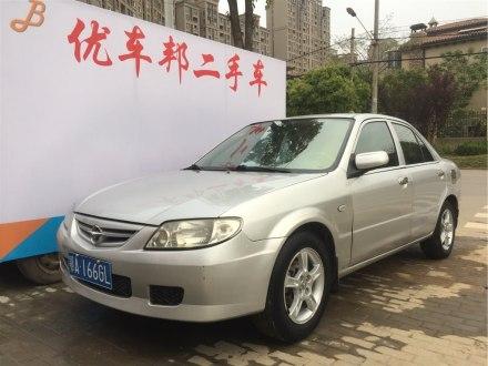 海福星 2009款 1.6L 手动舒适GLX
