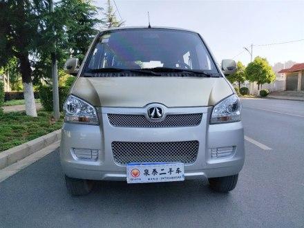 北汽威旺306 2013款 1.2L超值版 基本型CNG7座A12国IV