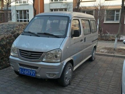 佳宝V52 2011款 1.0L 实用型LJ465QE1