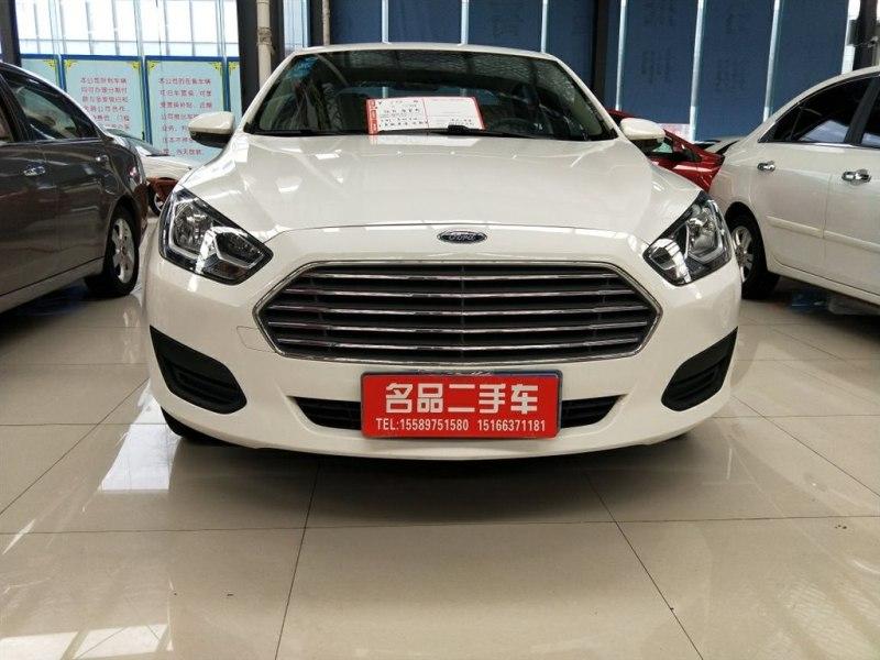 2017款 福睿斯 改款 1.5L 手动舒适型