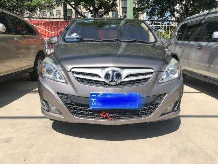 北京汽车E系列 2014款 1.3L 手动