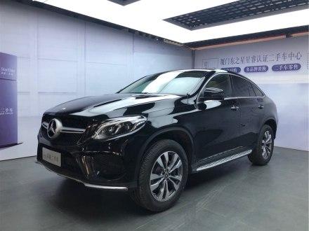 奔�YGLE 2017款 GLE 400 4MATIC �I跑SUV