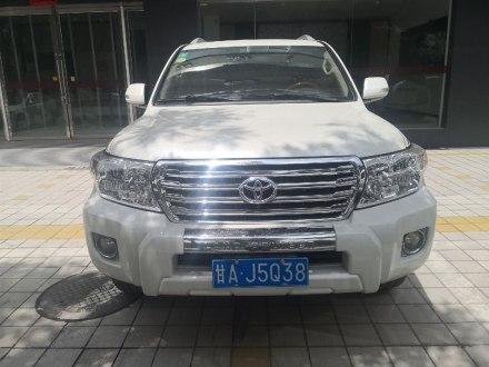 兰德酷路泽(进口) 2015款 4.0L V6 中东低配版