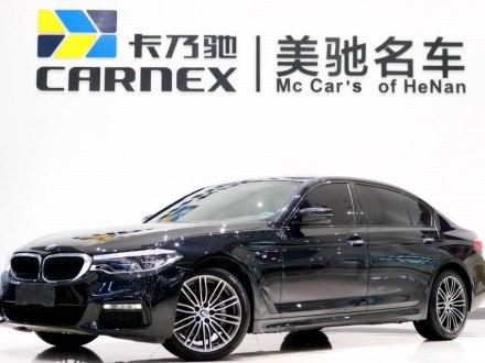 宝马5系 2018款 改款 530Li 尊享型 M运动套装