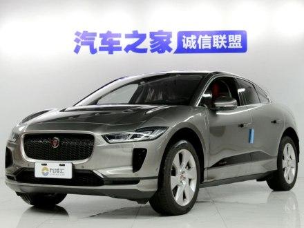 捷豹I-PACE 2018款 EV400 SE