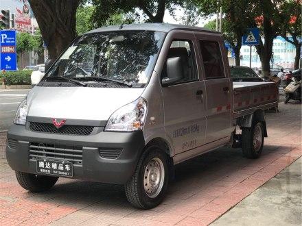 五菱荣光小卡 2017款 1.5L双排基本型L3C