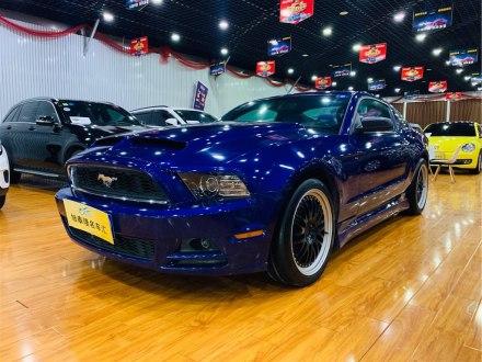 Mustang 2013款 3.7L 自动标准型