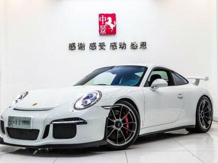 保时捷911 2013款 GT3 3.8L