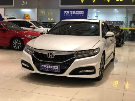 思铂睿 2017款 2.4L 豪华版