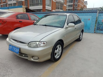 千里�R 2004款 1.6L AT