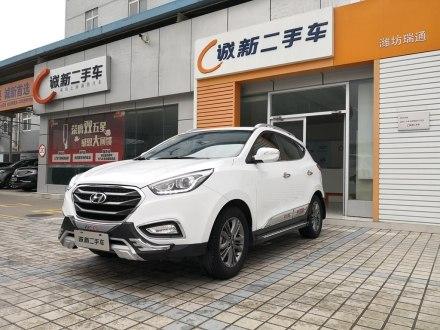 北京现代ix35 2015款 2.0L 自动两驱智能型 国IV