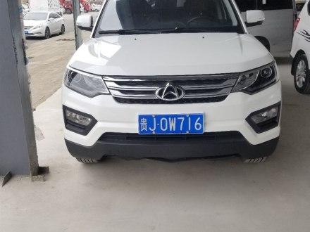 长安欧尚CX70 2016款 1.6L 手动豪华型