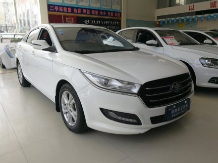 奔腾B50 2016款 1.4T 自动豪华型