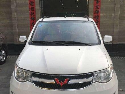 五菱宏光 2014款 1.2L 标准型国IV