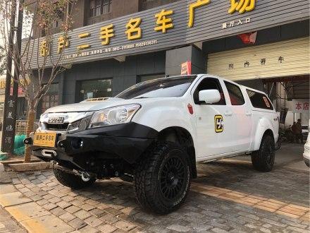瑞迈 2018款 2.5T四驱柴油超豪华款加长货厢JE4D25Q5A