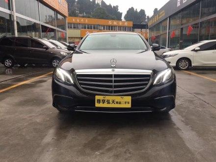 奔�YE� 2016款 E 300 L 豪�A型