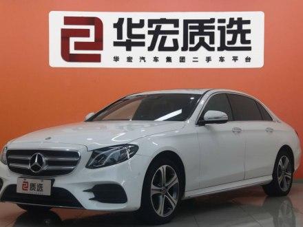 奔�YE� 2016款 E 200 L �\�有�