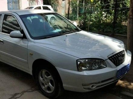 伊兰特 2004款 1.6L 手动豪华型
