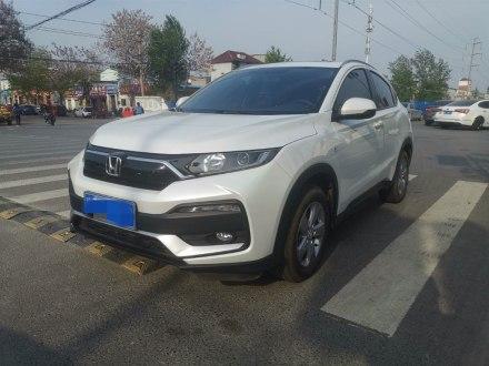 本田XR-V 2019款 1.5L CVT舒�m版 ��VI