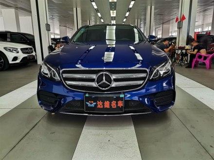 奔�YE� 2019款 E 300 L �\��r尚型