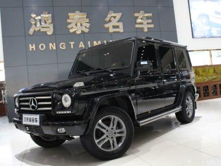 奔�YG� 2013款 G 500