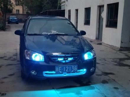 赛拉图 2007款 1.6L MT GL