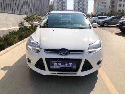 福克斯 2012款 三厢 1.6L 自动尊贵型