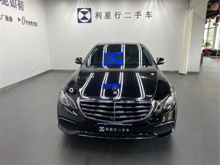 奔�YE� 2018款 E 300 L 豪�A型