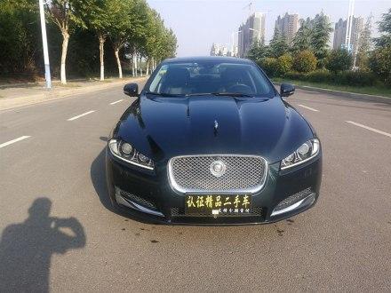捷豹XF 2013款 XF 2.0T �L�A版