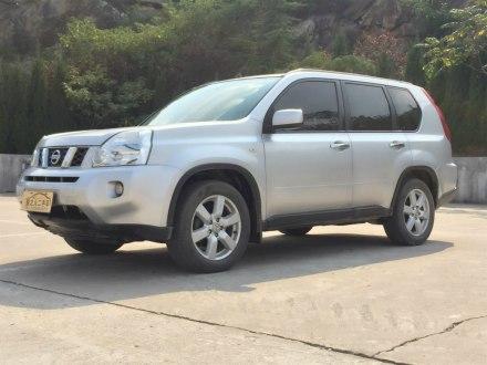 奇骏 2008款 2.5L XL CVT 4WD
