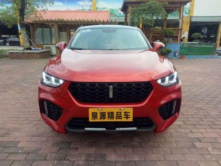 WEY VV5 2017款 2.0T 超豪型
