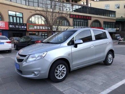赛欧 2013款 两厢 1.2L 手动理想版