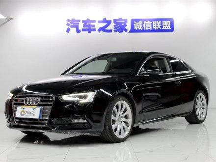 �W迪A5 2012款 2.0TFSI Coupe