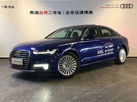奥迪A6L新能源 2018款 40 e-tron