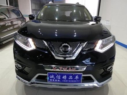 奇骏 2015款 2.0L CVT舒适MAX版 2WD
