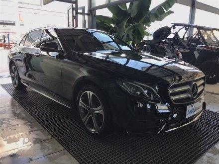 奔驰E级 2018款 E 200 L 运动型